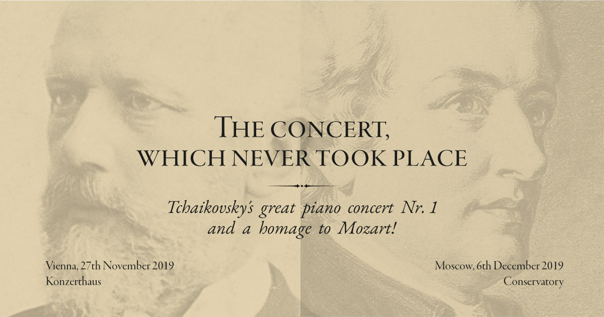 "Bruck Consult organizes Tchaikovsky ""The Return Tour 1892-2019"""
